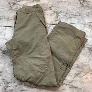 The North Face Hiking Outdoor Pants Utility Cargo